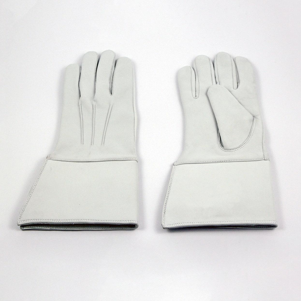 Parade Gloves white